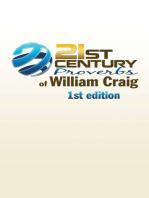 21St Century Proverbs of William Craig