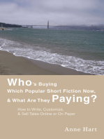 Who's Buying Which Popular Short Fiction Now, & What Are They Paying?