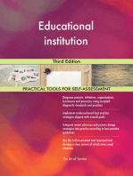 Educational institution Third Edition
