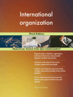International organization Third Edition