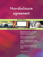 Non-disclosure agreement Third Edition