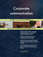 Corporate communication A Clear and Concise Reference