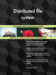 Distributed file system Complete Self-Assessment Guide