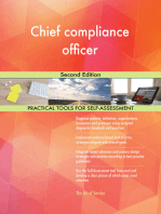 Chief compliance officer Second Edition