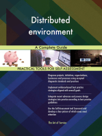 Distributed environment A Complete Guide