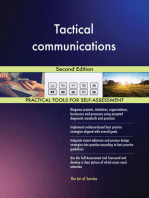Tactical communications Second Edition