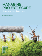 Managing Project Scope