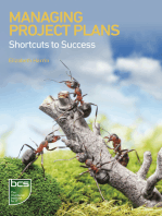 Managing Project Plans