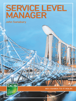 Service Level Manager