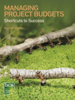 Managing Project Budgets