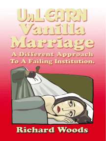 Unlearn Vanilla Marriage: A Different Approach to a Failing Institution