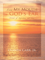 From My Mouth to God's Ear