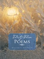 Thirty-Three Poems