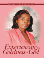 Experiencing the Goodness of God