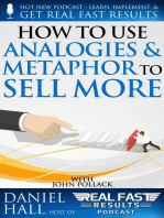 How to Use Analogies and Metaphor to Sell More