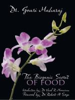 The Biogenic Secret of Food