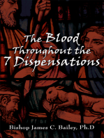The Blood Throughout the 7 Dispensations