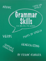Grammar Skills for 3Rd, 4Th, 5Th Grades