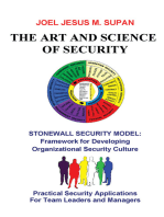 The Art and Science of Security