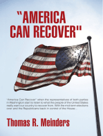 """""""America Can Recover"""""""
