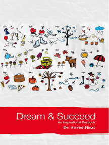 Dream and Succeed: An Inspirational Daybook