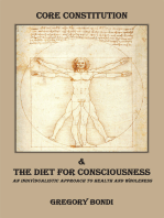 Core Constitution & the Diet for Consciousness