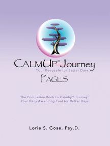 Calmup® Journey Pages: Your Keepsafe for Better Days