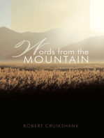 Words from the Mountain