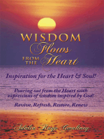 Wisdom Flows from the Heart