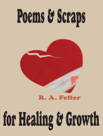 Poems & Scraps for Healing & Growth