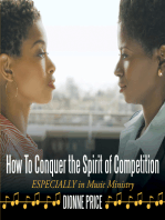 How to Conquer the Spirit of Competition
