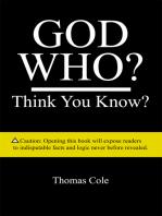 God Who?