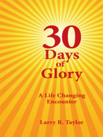 30 Days of Glory