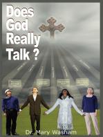 Does God Really Talk