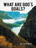 What Are God's Goals?