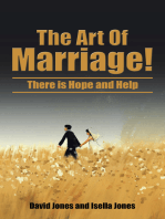 The Art of Marriage!