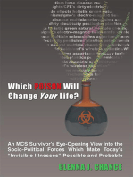 Which Poison Will Change Your Life?