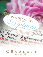 A Parallel Guide to the Scriptures
