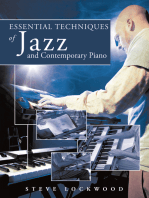 Essential Techniques of Jazz and Contemporary Piano