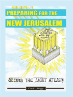 Preparing for the New Jerusalem