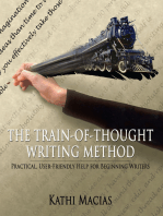 The Train-Of-Thought Writing Method
