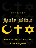 Secrets of the Holy Bible