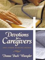 Devotions for Caregivers
