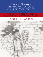 Study Guide -- Being Who God Called You to Be