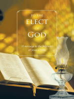 To the Elect of God