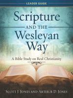 Scripture and the Wesleyan Way Leader Guide