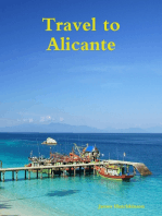 Travel to Alicante