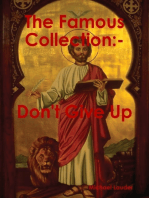 The Famous Collection:- Don't Give Up