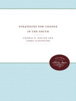 Strategies for Change in the South