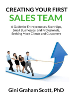 Creating Your First Sales Team